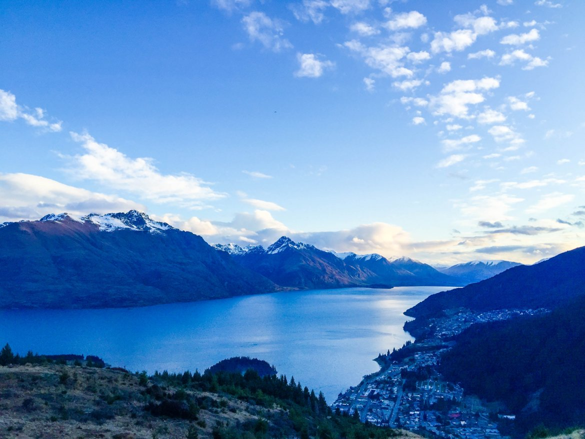 Picture of Queenstown, travel mistakes