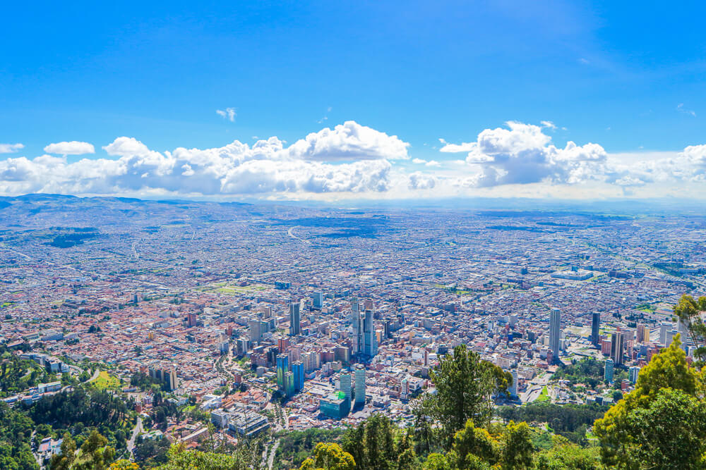 Bogota - Travel Mistakes