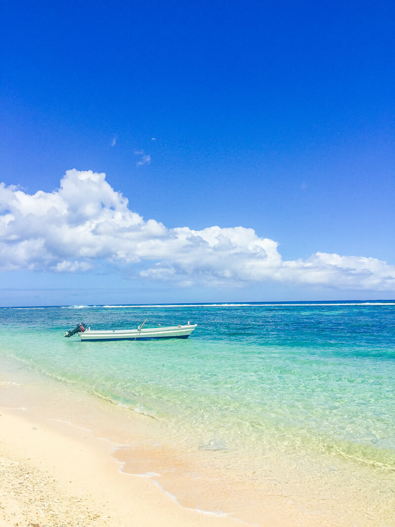 Visiting Ha'atafu Beach is one of the best things to do in Tonga