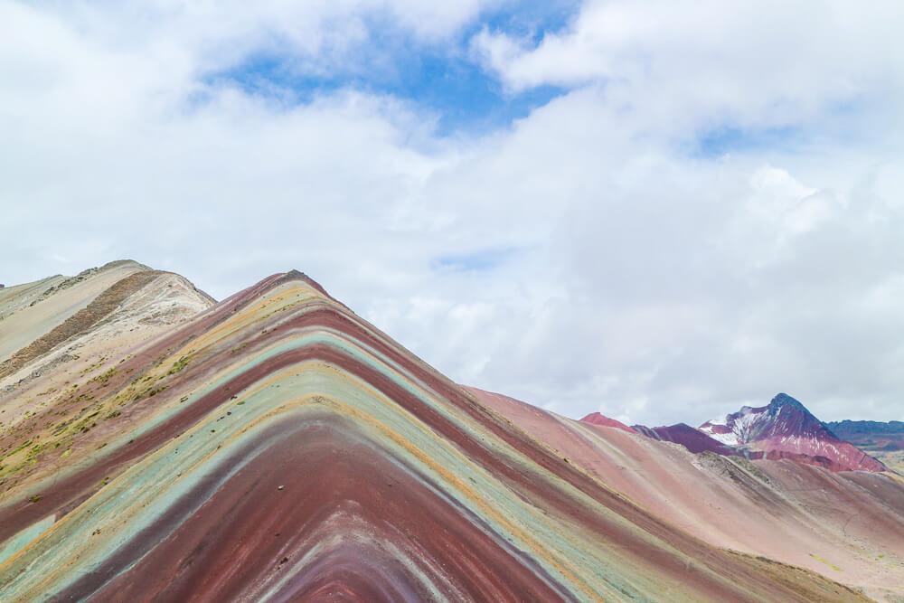 Rainbow Mountain - Travel Mistakes