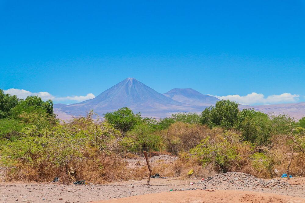 More volcanos - San Pedro de Atacama guide
