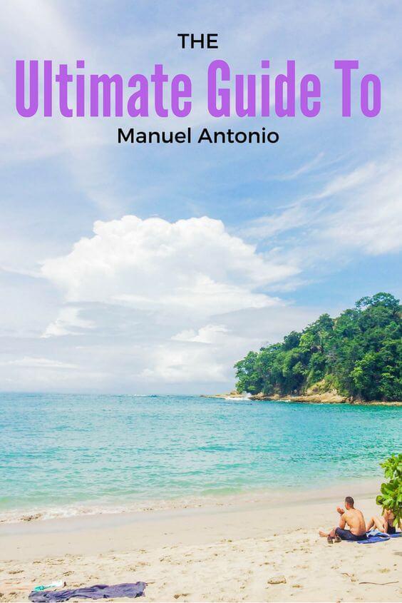Manuel Antonio Guide Pin