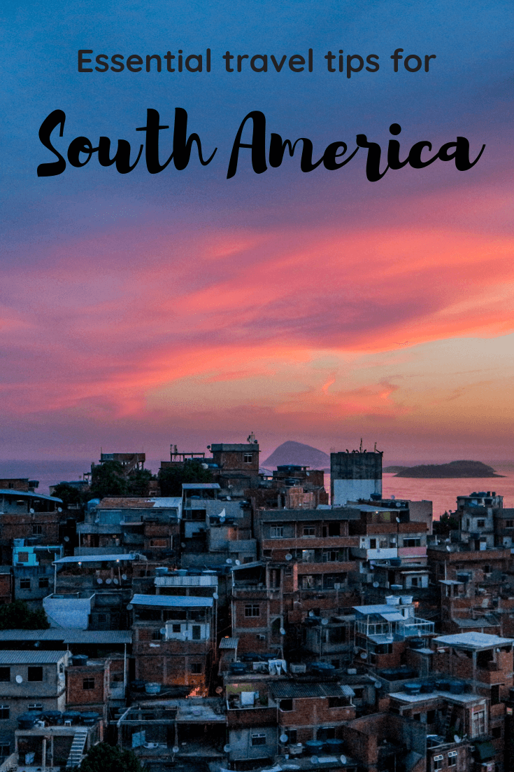 Travel South America for an adventure you won't forget whether you're backpacking on a budget or on a bucket list itinerary, there are awesome destinations to see from Brazil, Colombia, Argentina, Bolivia, Peru, Chile, Ecuador and more! There are so many fun things to do from amazing beaches on route to exploring the amazon, these 11 tips will have you covered for your trip to South America. #southamerica #travel #southamericatravel