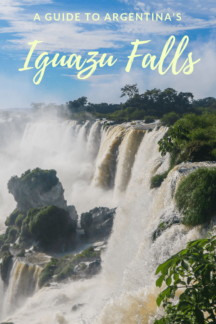 One of the most beautiful places in the world, the Iguazu Falls are found on the border between Argentina, Brazil and Paraguay. With incredible rainforest and thunderous waterfalls, and all of this a short flight from Buenos Aires. Enjoy rainbows and witness the power of the falls at the devil's throat. You can spend hours here having an adventure and taking photography of the amazing landscapes. Find out everything you need to know with this guide with tips and hotel recommendations. #waterfall