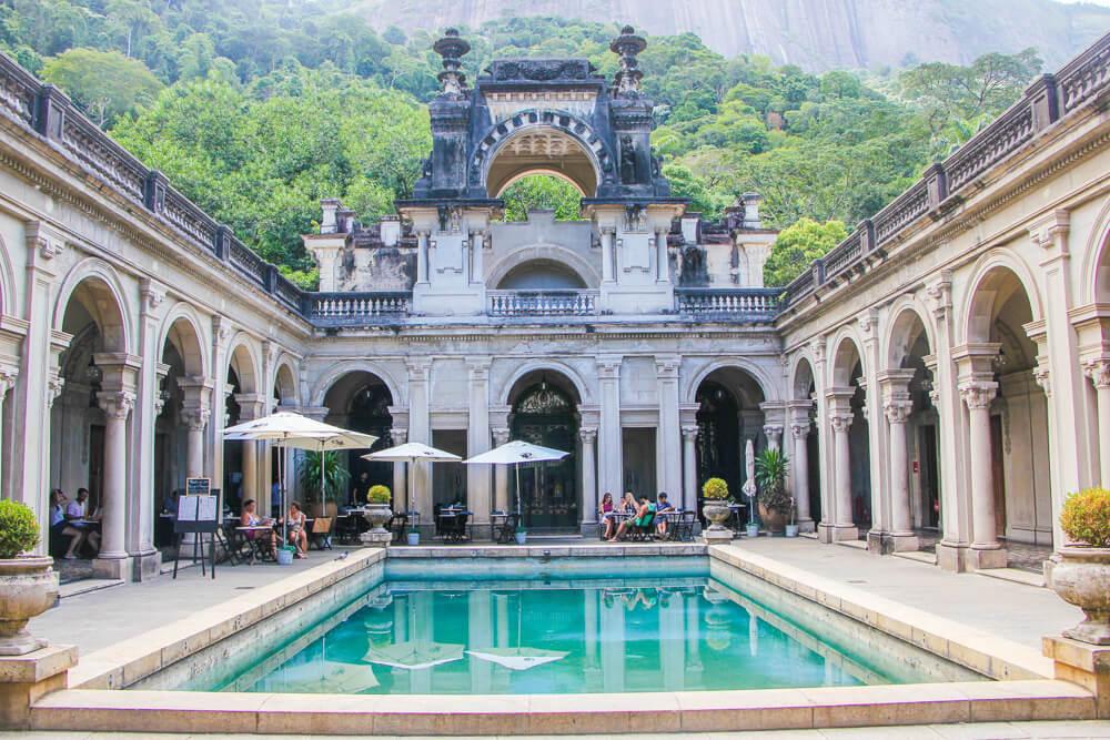Parque Lage - one of the hidden gems in Rio