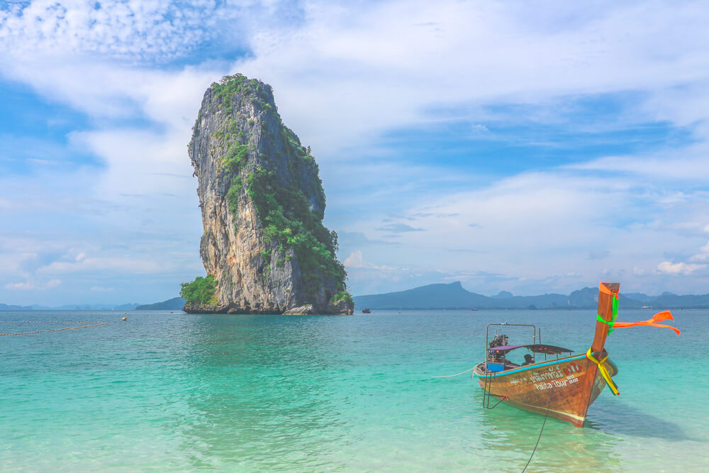 Koh Poda, a must do in Ao Nang travel guide