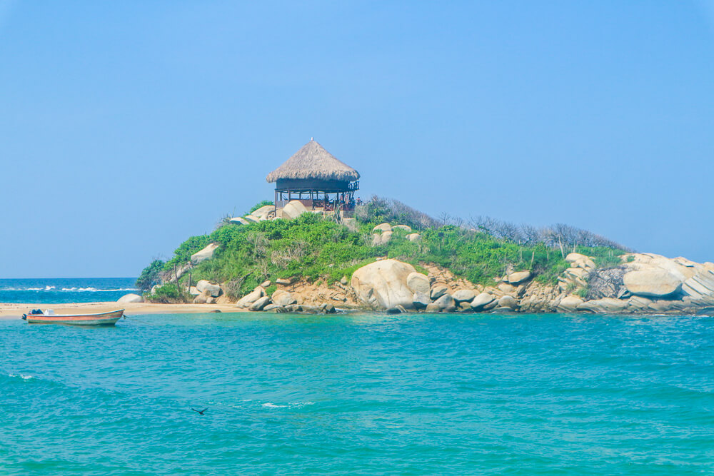 Tayrona National Park, a must do in your Colombia Itinerary