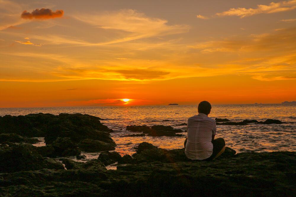 Sunset in Koh Lanta