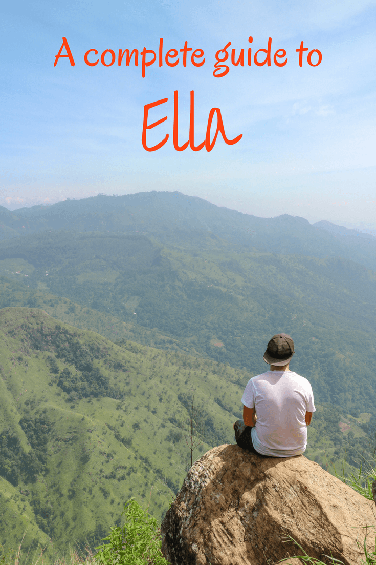 Ella is a beautiful place full of hikes! It's a travel destination most people visit in Sri Lanka, known for its famous bridge and the train journey to Ella, it's a part of most people's trips to Sri Lanka. There are beautiful spots for photography like the Ella Gap, Ella Rock and waterfalls like Ravana falls! Read this guide to find out more about one of our favourite places in Asia, from hotels to resorts to things to do to restaurants! #ella #ellasrilanka #srilanka