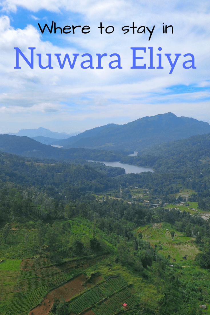 best places to stay in nuwara eliya pin