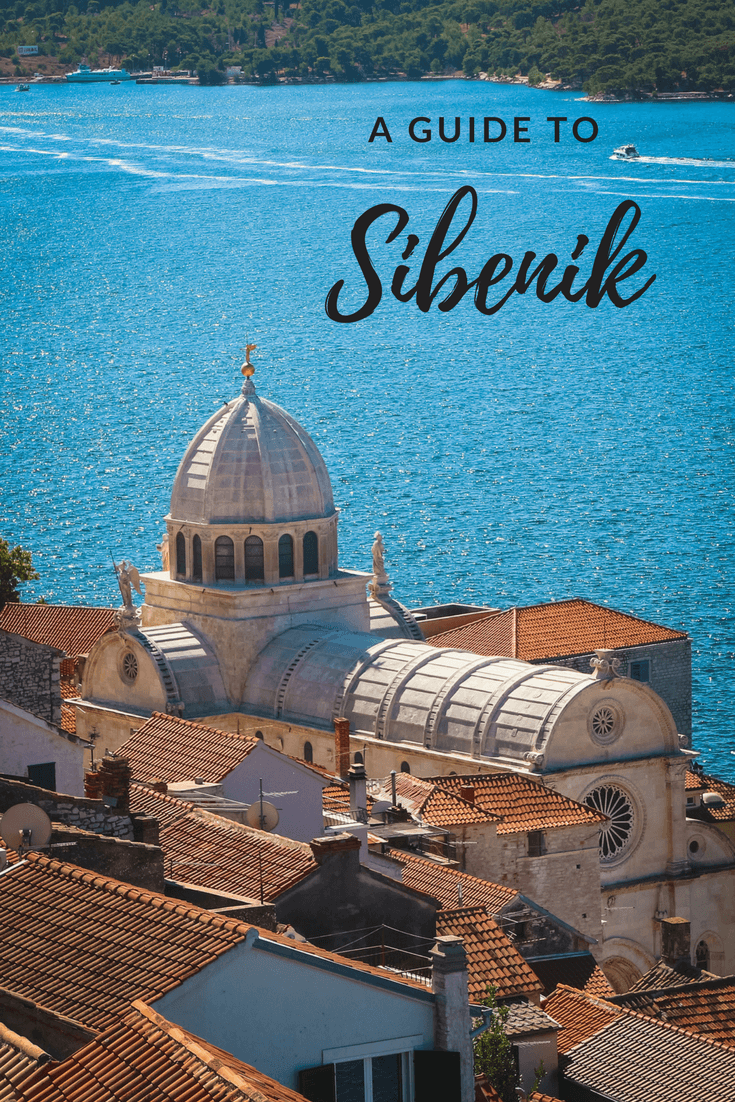 Sibenik isn't one of the first destinations you think of in Croatia, with Dubrovnik and Split proving more popular. There are plenty of things to do in the city and surrounding areas – from exploring the old town to admiring the nature and waterfalls of Krka and Plitvice Lakes National Park. Sibenik is located on the Dalmatia coast – an area with rich culture. This Sibenik travel guide covers what to do, budget tips, day trips to Trogir and Zadar, cost info and more! #croatia #travel