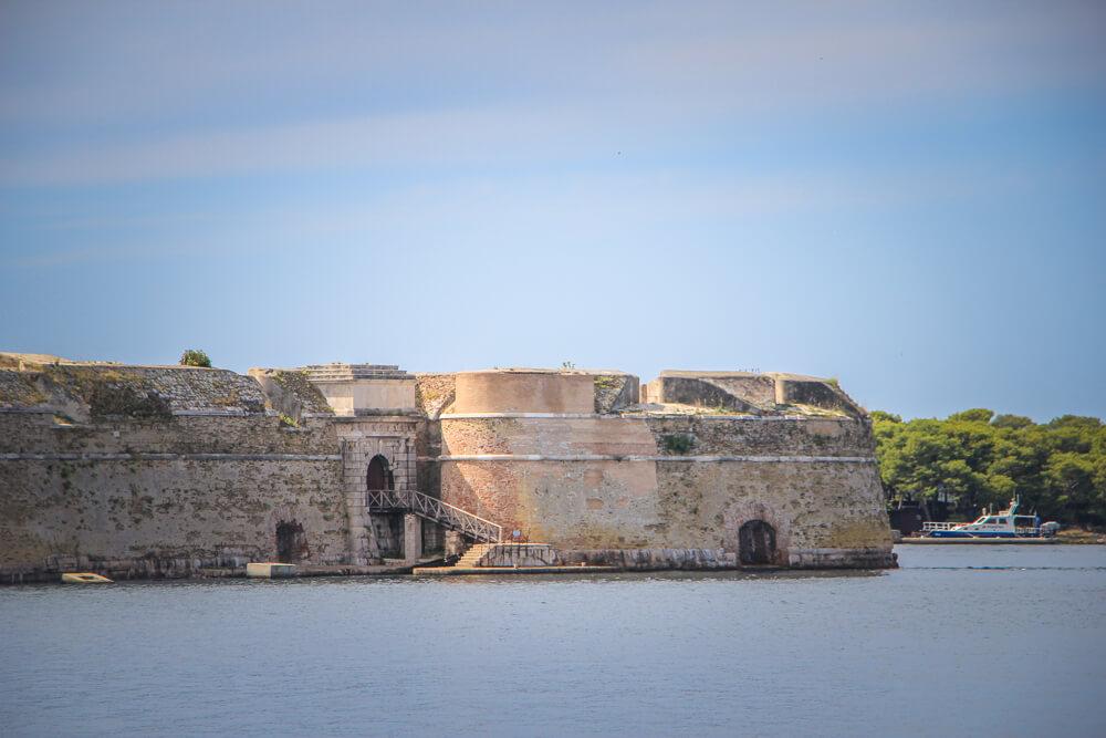 St Nicholas' Fortress - Sibenik Guide