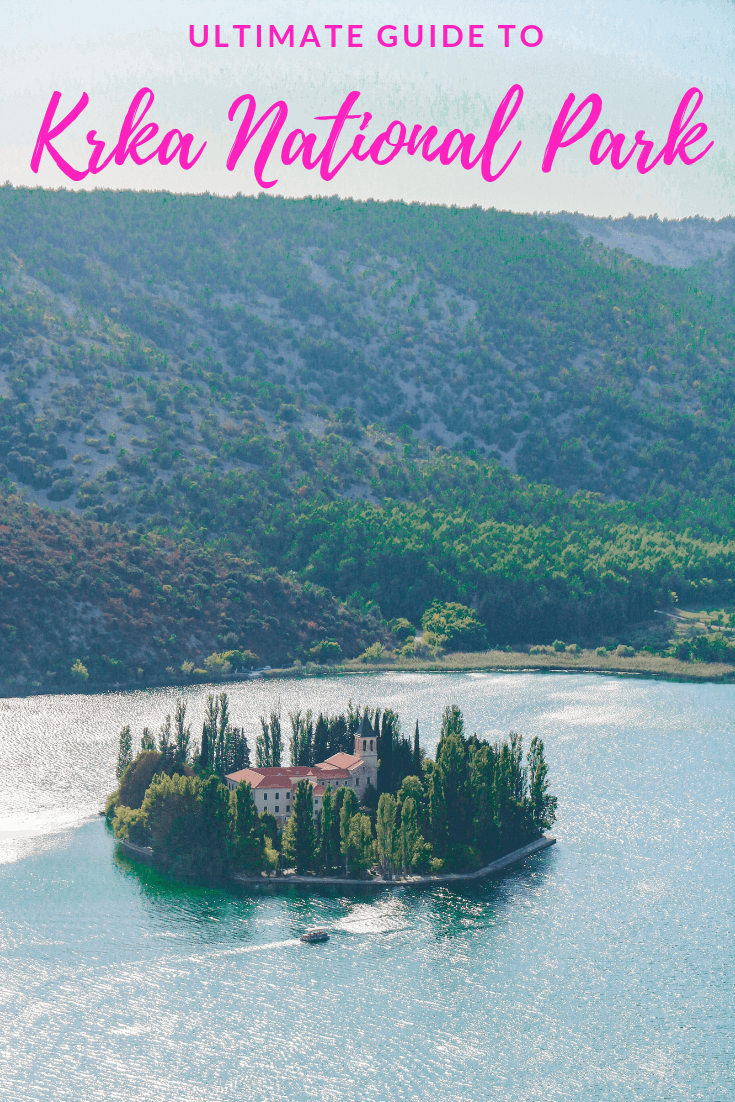 Home to the famous Skradinski buk waterfalls, Krka is one of the most visited national parks in Croatia. Although Plitvice is more popular, exploring the beautiful nature of Krka is a must for any itinerary. The park is a short drive from Sibenik, and can be visited on day trips from Split, Zadar and other cities around the country. This guide to Krka National Park covers budget tips, cost info, the best things to do, less visited destinations in the park and more! #krka #croatia #travel