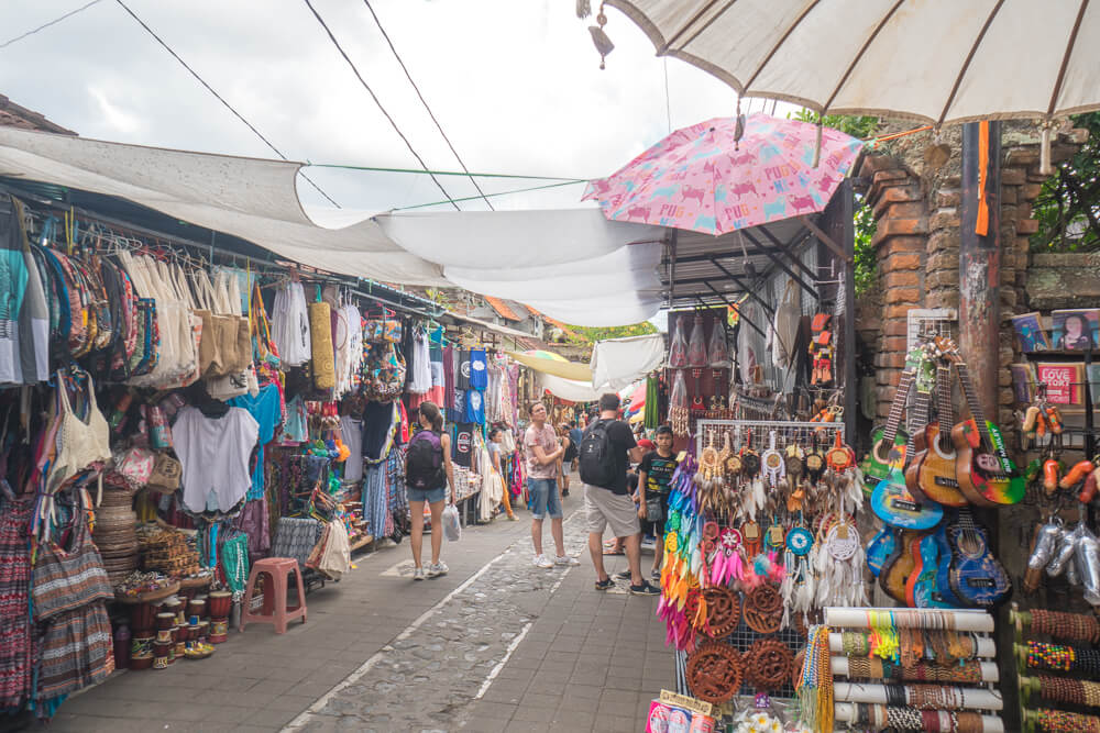 Hasil gambar untuk ubud market