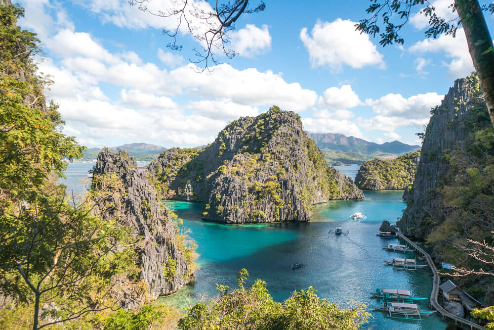 Viewpoint at Kayangan Lake, Coron Island travel guide