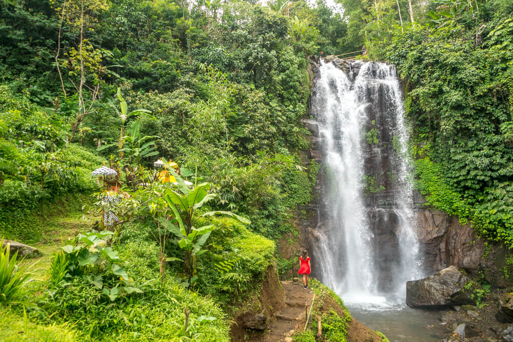 Golden Valley waterfall, also known as Munduk waterfall - things to do in Munduk