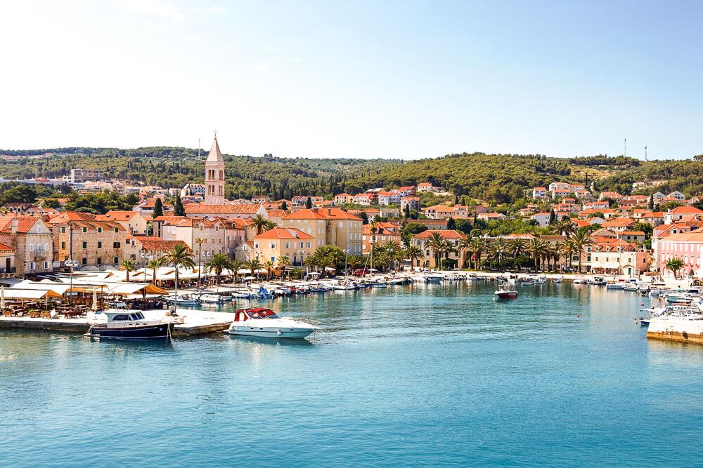 Hvar Town - 10 days Croatia itinerary