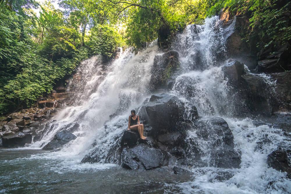 Kanto Lampo Waterfall Hidden Gem In Bali Something Of Freedom