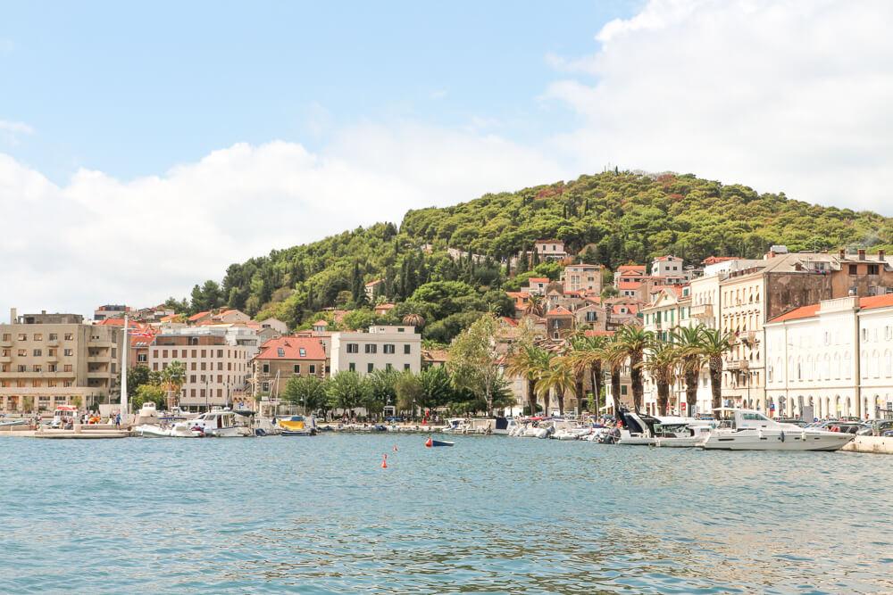 Riva promenade, Split - 10 days Croatia itinerary