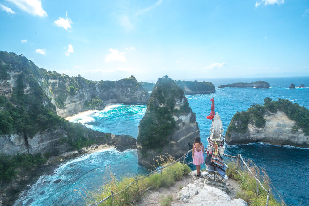 Thousand Island Viewpoint - Nusa Penida travel guide