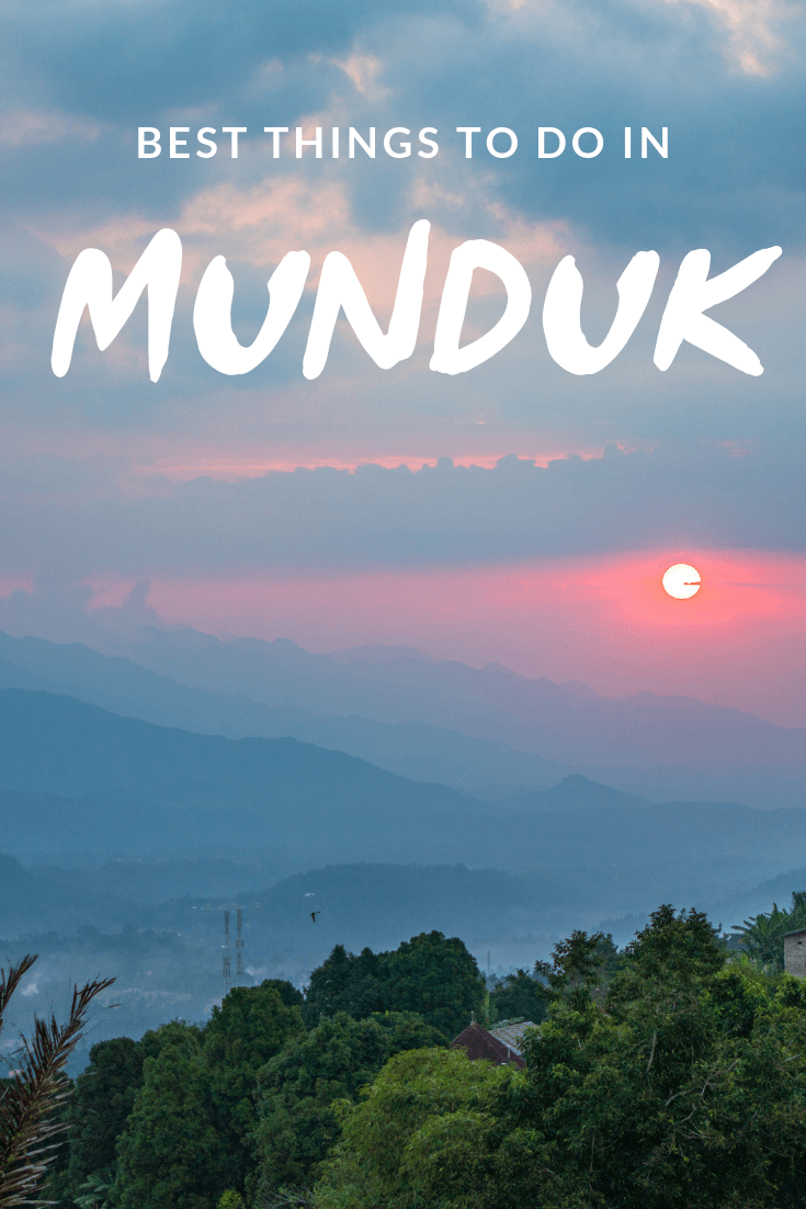 Munduk is a small village about a 2 hour drive from Ubud in Bali. There are a few different things to do in Munduk from going on the famous instagram swing to the waterfall trek as well as visiting other waterfalls in the area. There are a variety of hotels to stay at here including the famous Moding Plantation infinity pool. Read this travel guide to find out the best things to do in Munduk! #bali #munduk #baliplaces