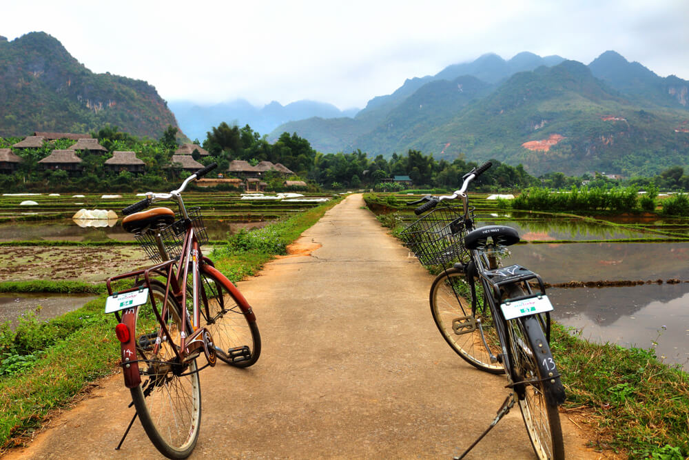 Mai Chau Vietnam off the beaten track asia