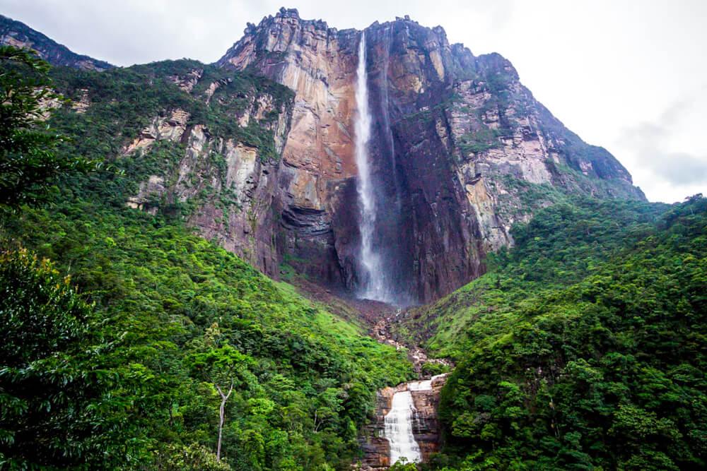 Angel Falls, Venezuela - off the beaten track in South America