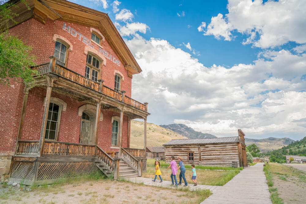 Bannack State Park, USA - off the beaten track destinations in North America