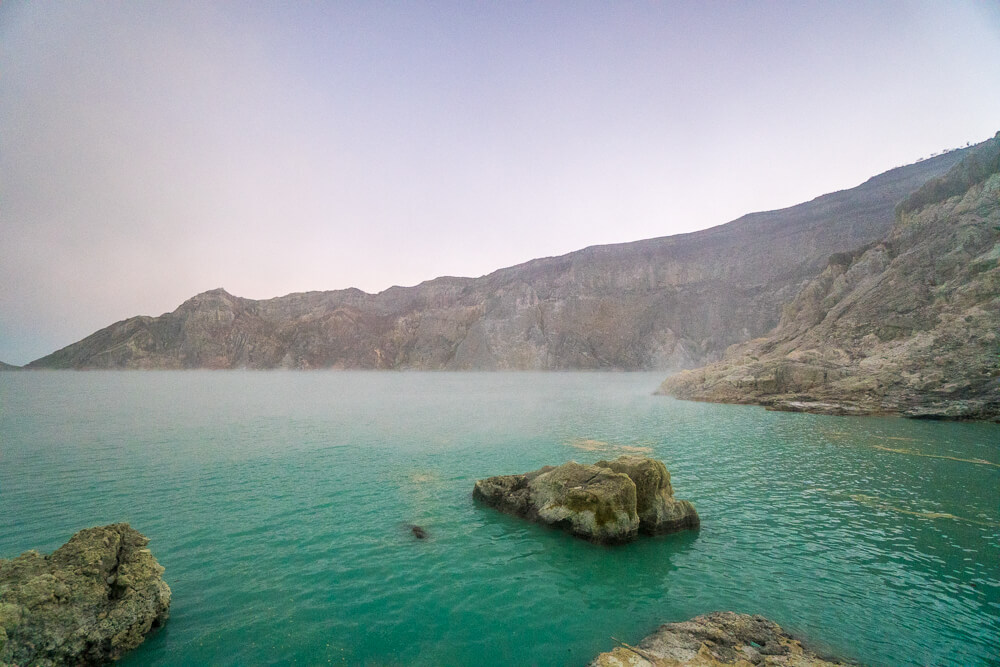 Crater Lake - Mount Ijen Travel Guide