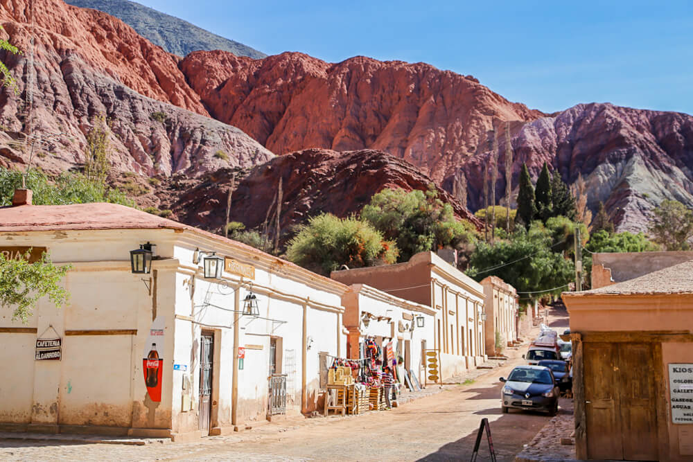 Jujuy Argentina off the beaten path in South America