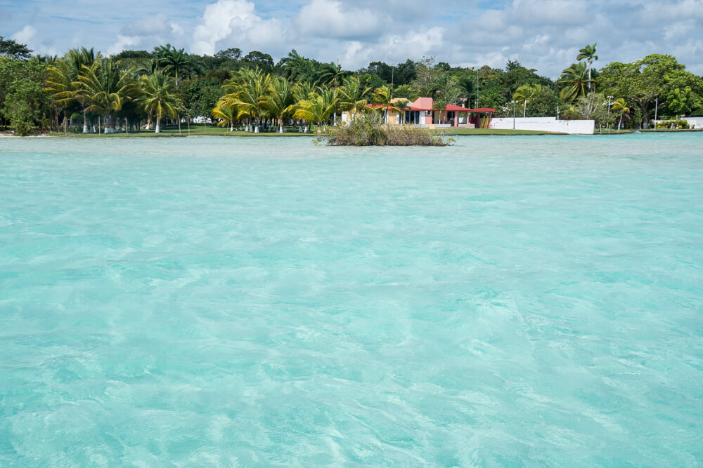 Lake Bacalar, Mexico