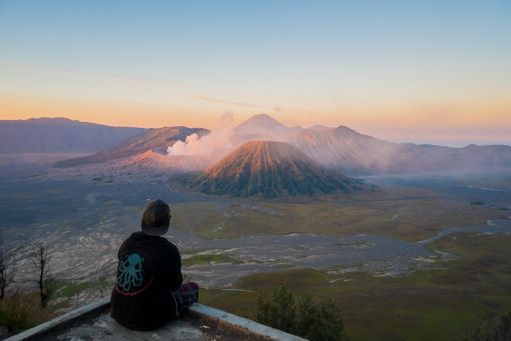 Mount Bromo Sunrise Viewpoint