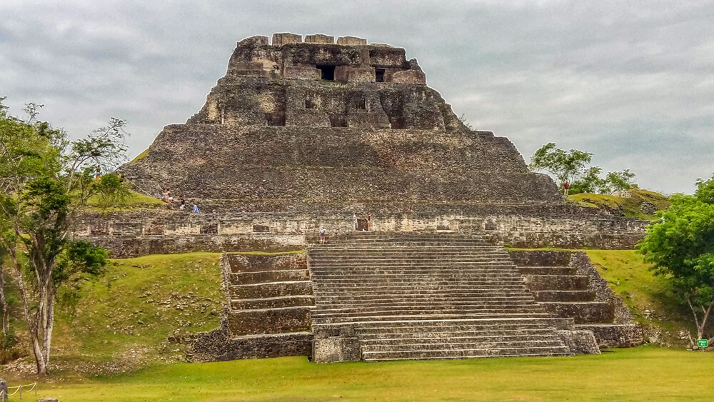 Xunantunich Mayan Ruins, San Ignacio, Belize - off the beaten track destinations in North America