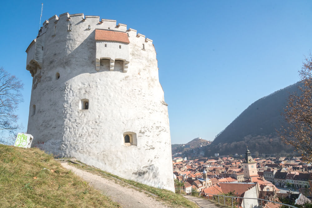 The White Tower, Brasov