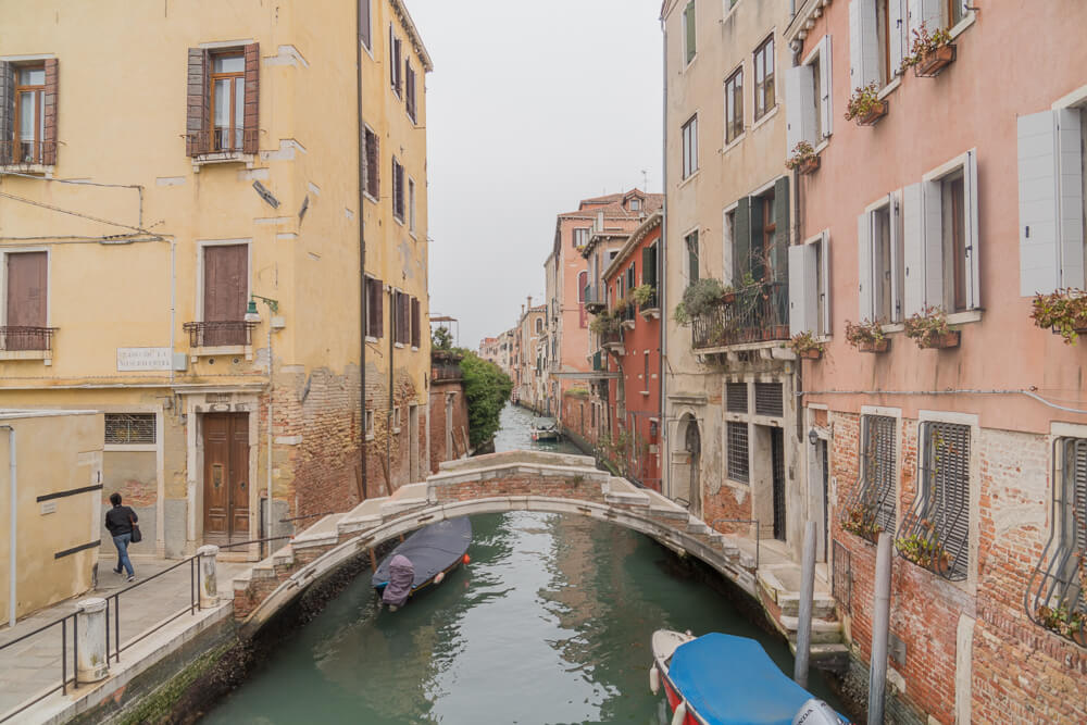 Cannaregio district - one of the best places to see in Venice
