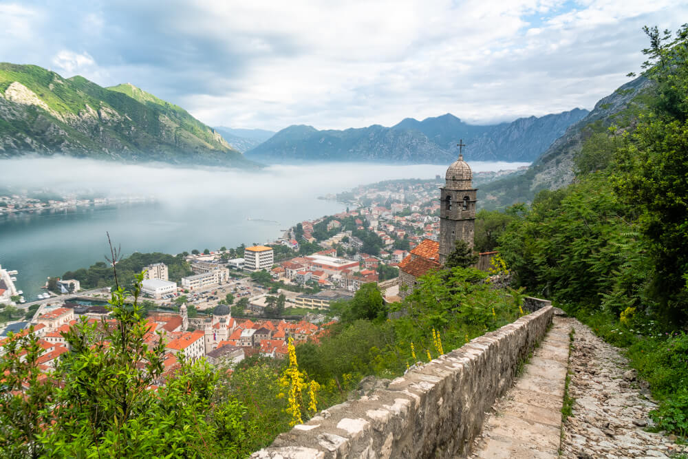 View of Kotor, Montenegro