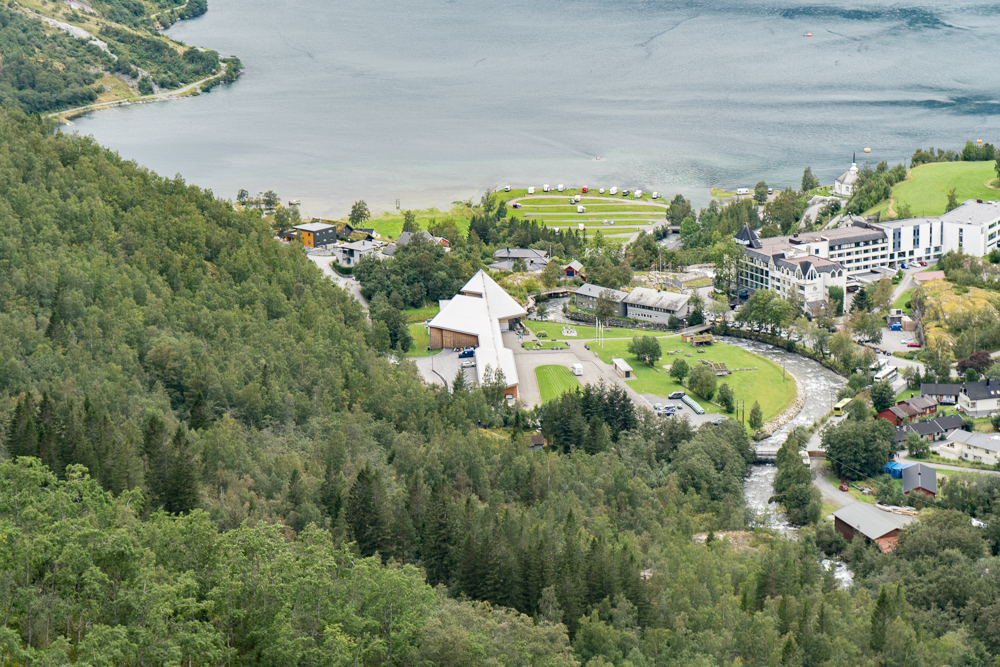 Norwegian Fjord Centre - one of the best things to do in Geiranger