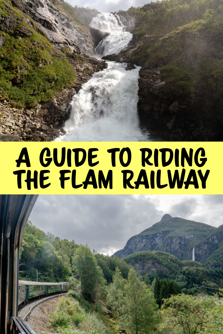Flam Railway guide pin