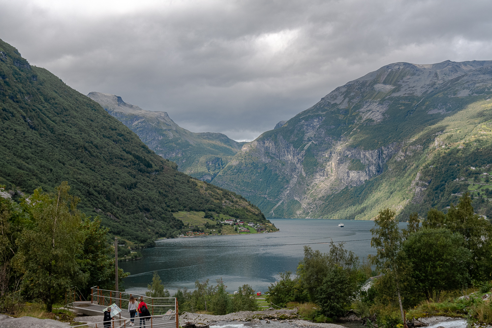 Geirangerfjord - one of the highlights of this 1 week Norway itinerary