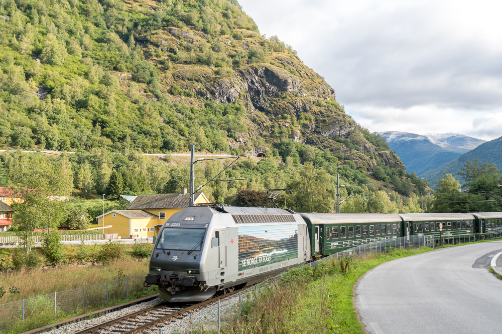 The Flam Railway, Norway