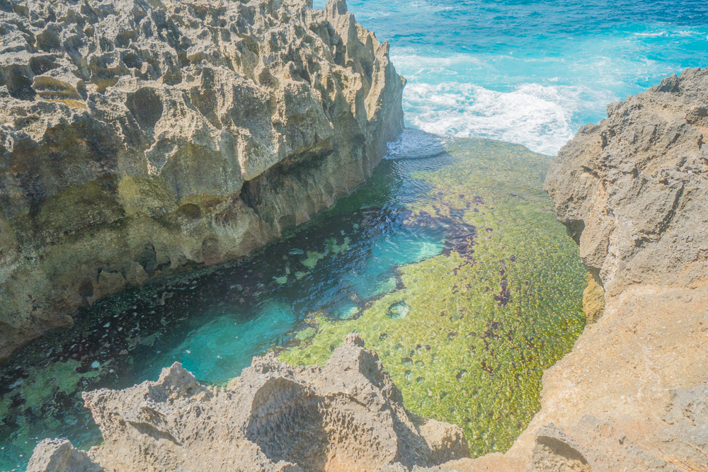 Angel's Billabong - one of the top attractions in Nusa Penida