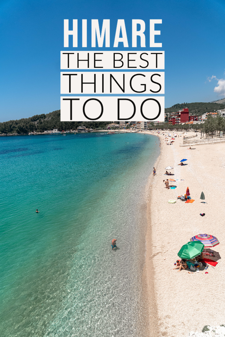 Things to do in Himare, Albania, pin
