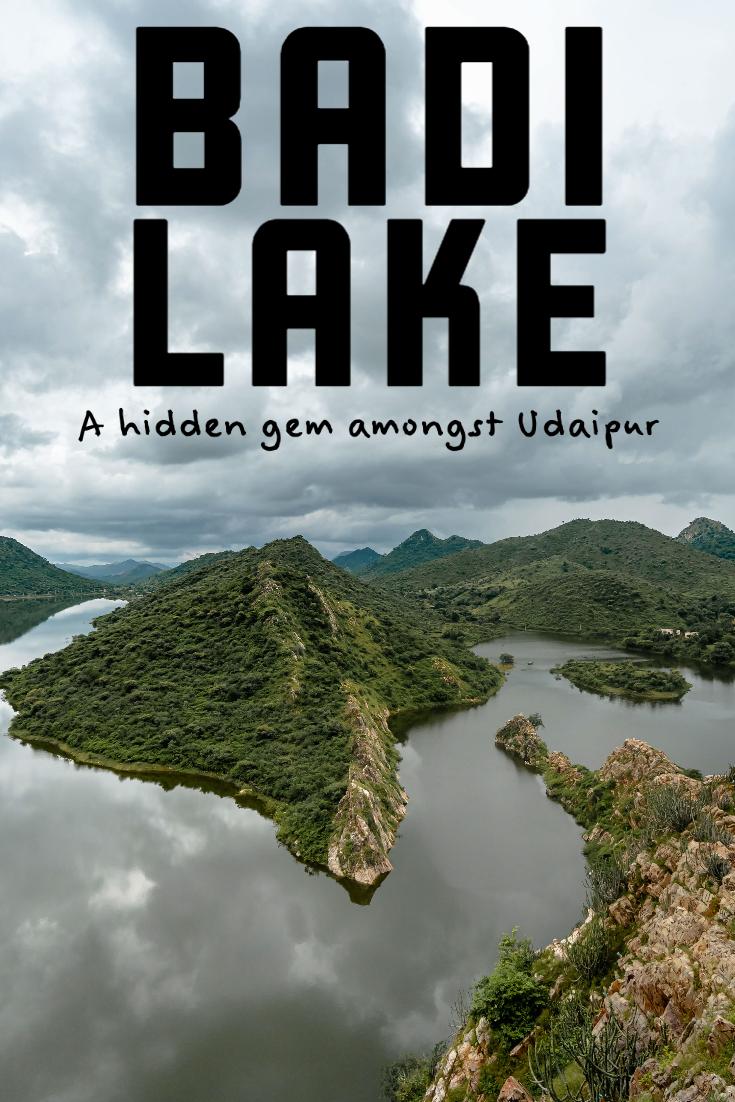 Badi Lake pin