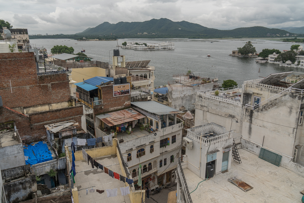 View over Udaipur, Rajasthan