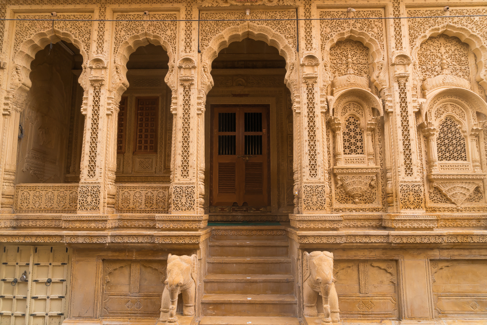 Patwon Ji Ki Haveli - 2 days Jaisalmer Itinerary